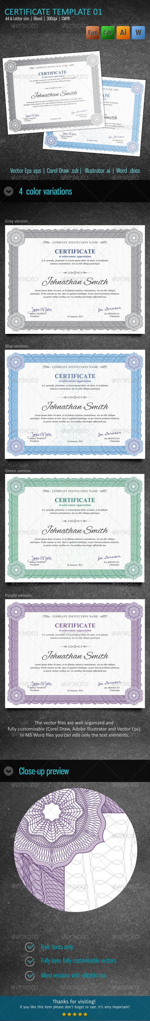 GraphicRiver Certificate 01 6603430