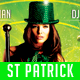 Saint Patrick Party Flyer - GraphicRiver Item for Sale