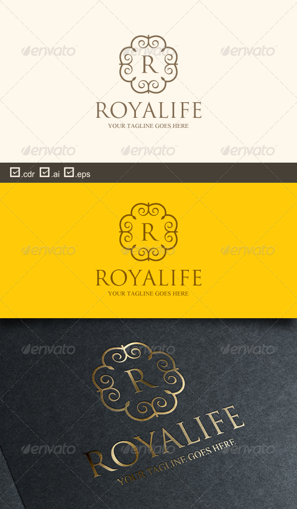 GraphicRiver Royalife 6612360