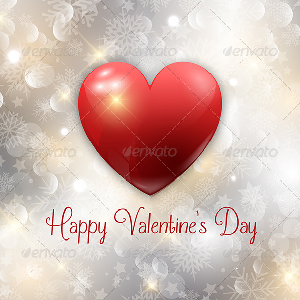 GraphicRiver Valentine s Day Background 6615375