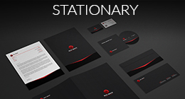 Stationary, Branding & Identity Design