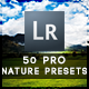 50 Pro Beautiful Nature Presets - GraphicRiver Item for Sale
