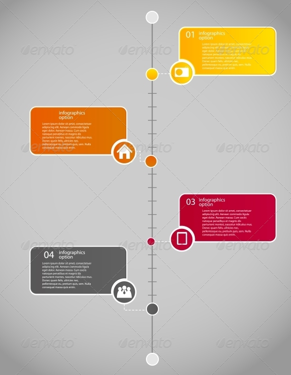 GraphicRiver Infographic Business Template Vector Illustration 6618196