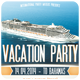 Vacation Party - Flyer - GraphicRiver Item for Sale