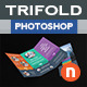 Creative Trifold Brochure V17 - GraphicRiver Item for Sale