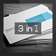 Sleek Business Card Designs - Bundle - GraphicRiver Item for Sale