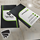 Creative Corporate Business Card 10 - GraphicRiver Item for Sale