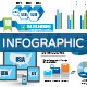 Presentation Infographic Elements-6 Color Options - GraphicRiver Item for Sale