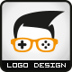 Nerd Gamer 2 Logo - GraphicRiver Item for Sale