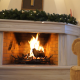 Christmas Fireplace - VideoHive Item for Sale