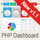 PHP Dashboard - NEW Version 1.1 - CodeCanyon Item for Sale