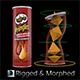 Pringles Jamon Serrano Rigged - 3DOcean Item for Sale