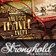 Vintage Travel Flyer Template - GraphicRiver Item for Sale
