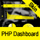 PHP Dashboard Skin (Bull Market) - CodeCanyon Item for Sale