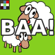 Cute Cartoon Sheep Baa Pack