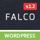 Falco - Responsive Multi-Purpose WordPress Theme - ThemeForest Item for Sale