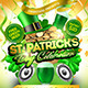 St. Patrick's Day Celebration Flyer Template - GraphicRiver Item for Sale