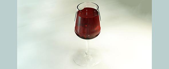 3DOcean WineGlass 6639403