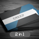 BUNDLE # Corporate Creative Business Card - GraphicRiver Item for Sale