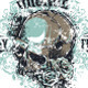 Grunge Skull Print - GraphicRiver Item for Sale