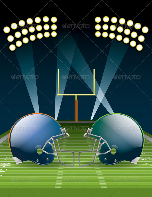 GraphicRiver Football Championship 6640893