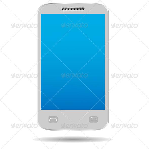 GraphicRiver Smart Mobile Phone 6641670