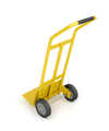 Hand truck - PhotoDune Item for Sale