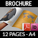 Corporate Brochure Template Vol.20 - 12 Pages - GraphicRiver Item for Sale