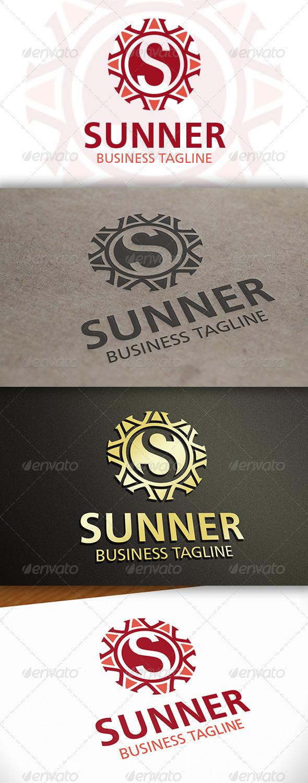 GraphicRiver S Letter Logo Template 6645777