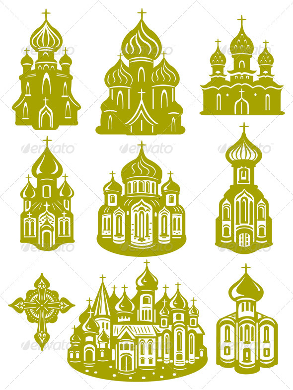 GraphicRiver Church Orthodox 6646239