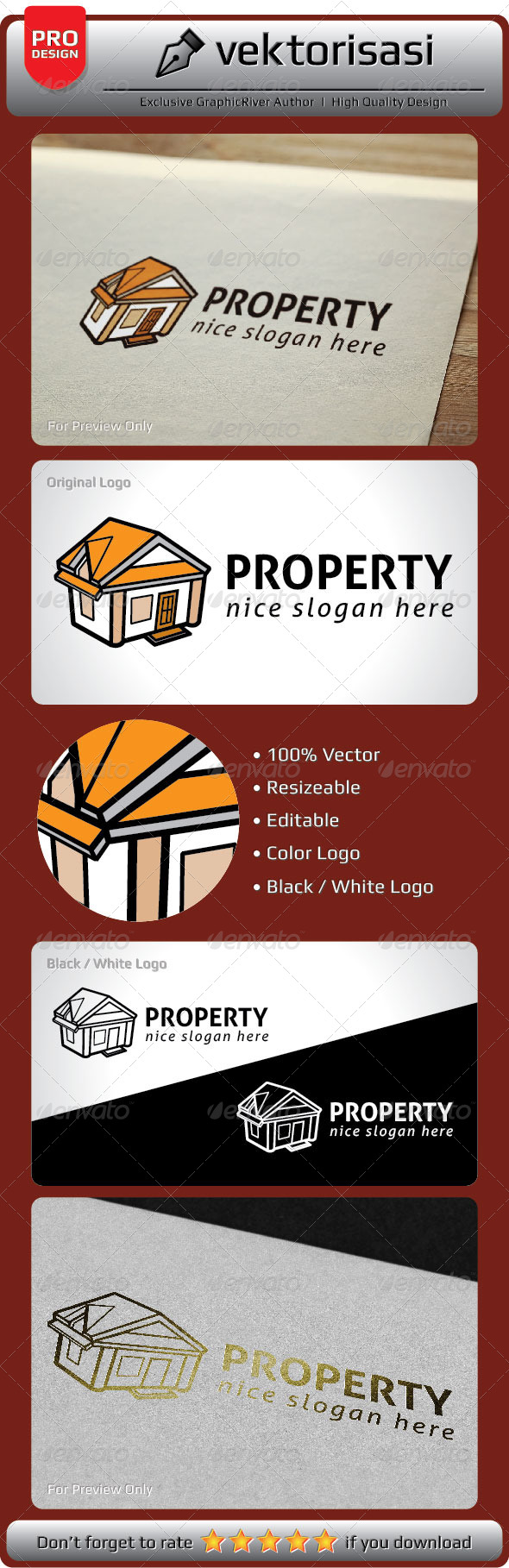 GraphicRiver Property Logo 6648708