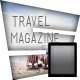 Tablet Travel Magazine - GraphicRiver Item for Sale