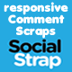 Comment Scraps addon for SocialStrap