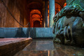 Medusa, Basilica cistern Istanbul - PhotoDune Item for Sale