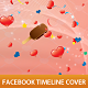 Valentine Sales Day Facebook Cover - GraphicRiver Item for Sale