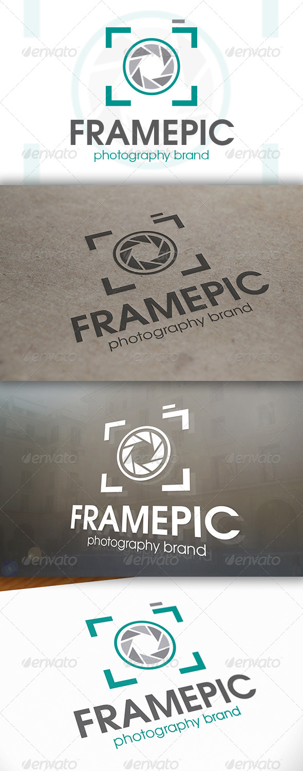 GraphicRiver Photo Frame Logo 6653158