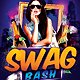 Swag Bash Party Flyer Template - GraphicRiver Item for Sale