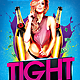 Tight Tuesdays Party Flyer Template - GraphicRiver Item for Sale