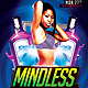 Mindless Mondays Party Flyer Template - GraphicRiver Item for Sale