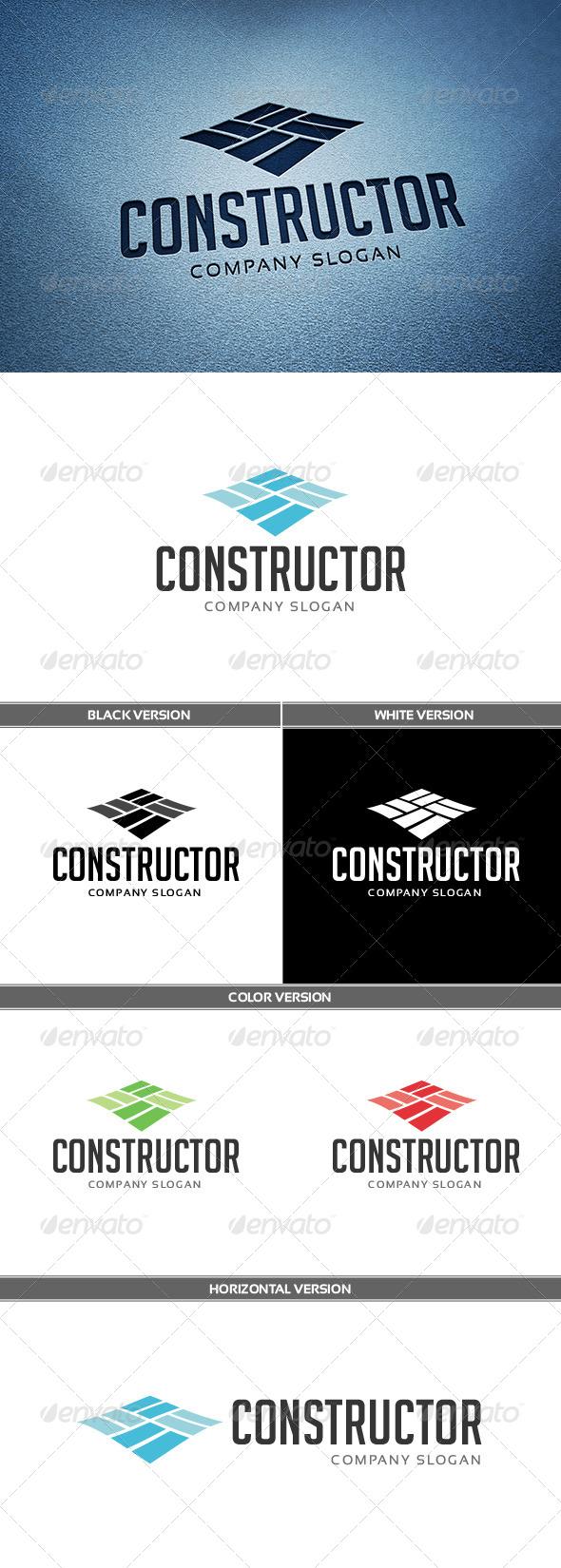 GraphicRiver Constructor Logo 6654897