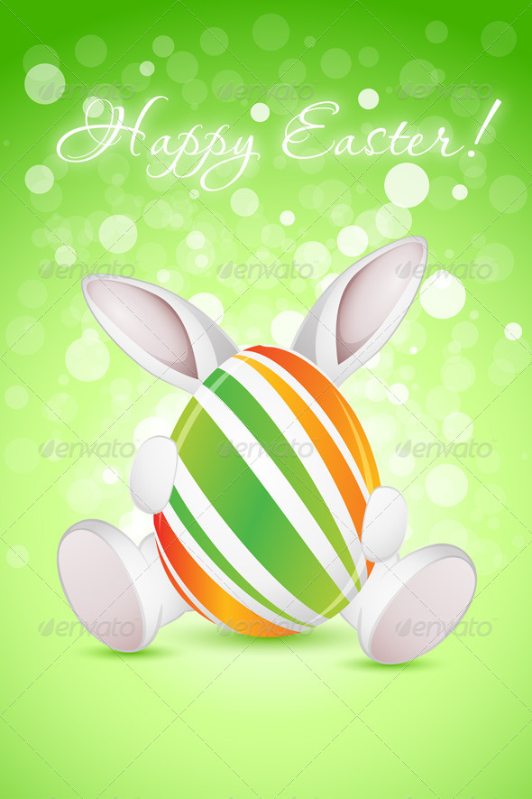 GraphicRiver Easter Background 6656054