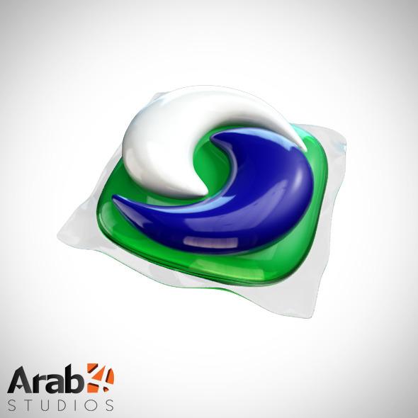 3DOcean Ariel Power Pod 6656261