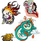 Tattoo Designs - GraphicRiver Item for Sale