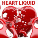 Heart Splash Liquid  - GraphicRiver Item for Sale
