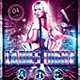 Urban Ladies Night Flyer Template - GraphicRiver Item for Sale