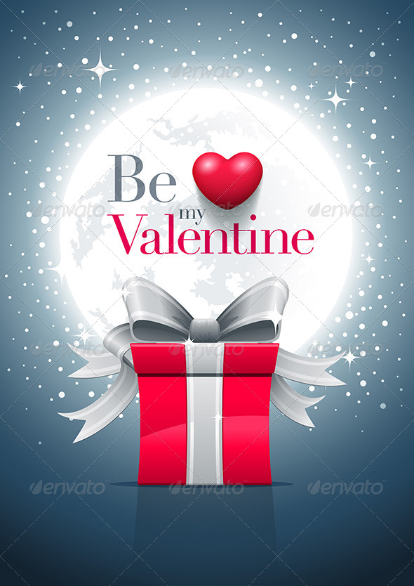 GraphicRiver Valentine s Day Midnight 6659472
