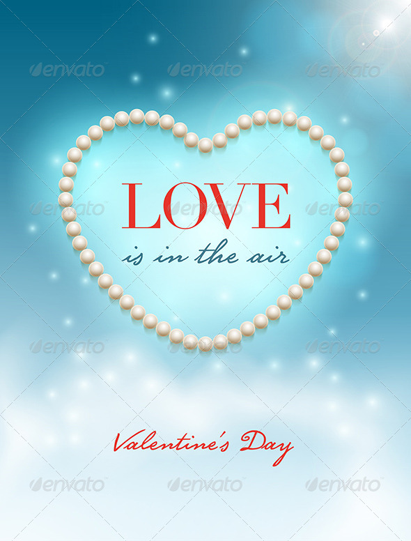 GraphicRiver Love Is In The Air 6659571