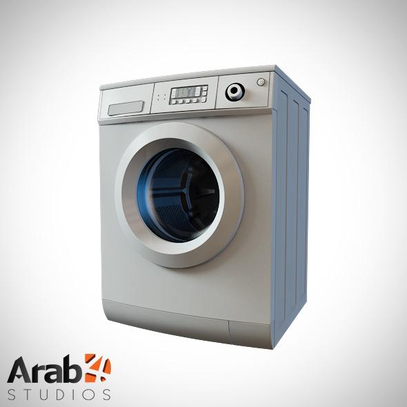 3DOcean Waschmaschine 6660507