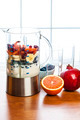 Preparing smoothies with fruit and yogurt - PhotoDune Item for Sale