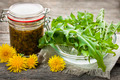 Edible dandelions and dandelion jam - PhotoDune Item for Sale